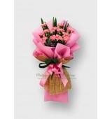 Gerberas & Carnations