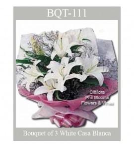 CASA BLANCA BOUQUET-111-P